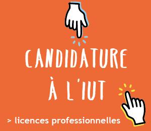 candidature iut de Besançon-Vesoul