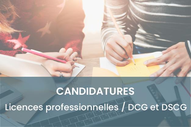 Candidatures LP DU