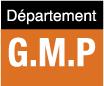 département gmp