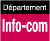 département info-com