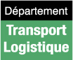 d&eacute;partement transport et logistique